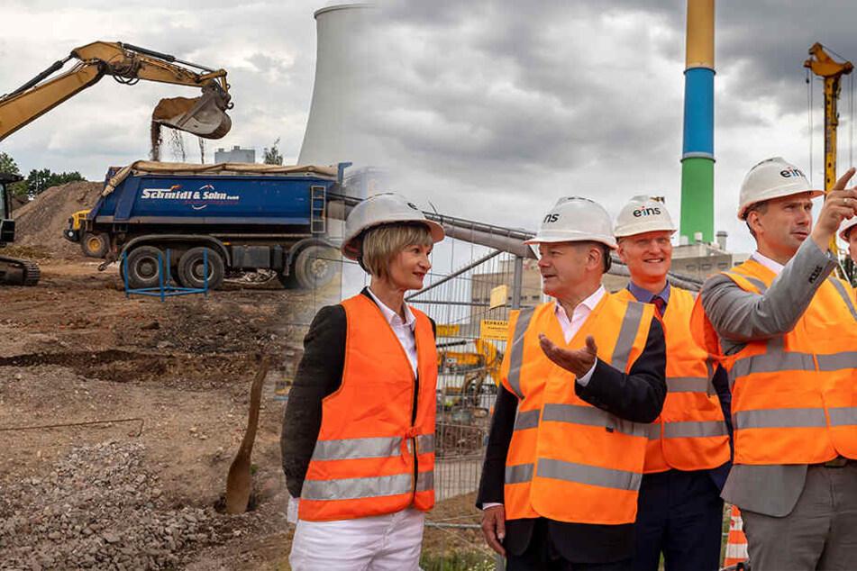 Mit einer bestimmten Änderung: So schafft Chemnitz die Energiewende
