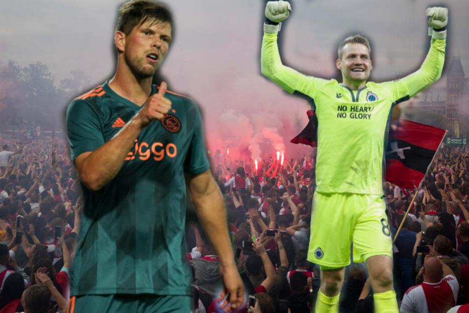 Fußball: Neue Superliga in Europa? Gespräche über BeNe League laufen bereits!