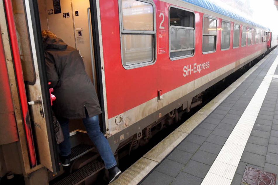 Auf vier Linien fallen ab Montag Züge im Norden aus (Symbolfoto).
