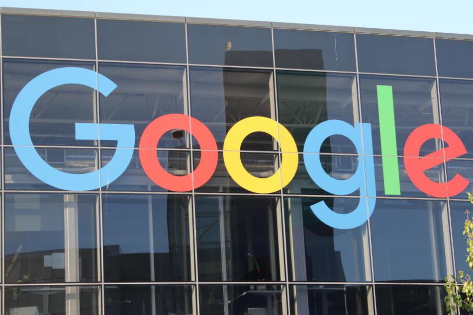 Der IT-Gigant Google will sich aus der Affäre ziehen. (Archivbild)