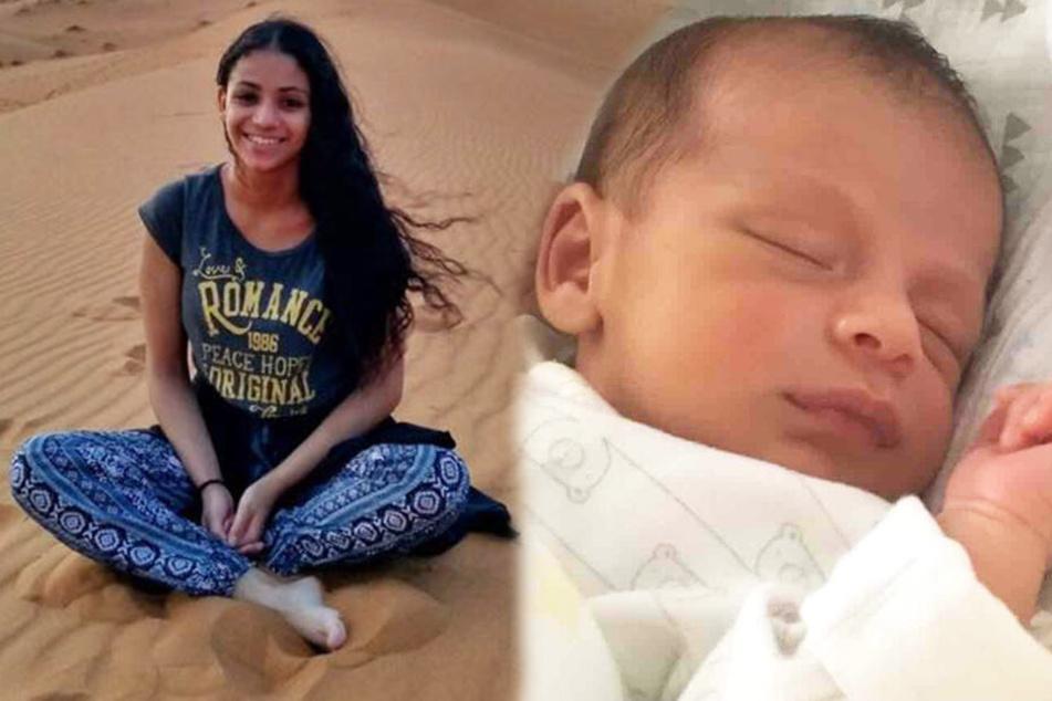 Der kleine Elias kam gesund zur Welt.