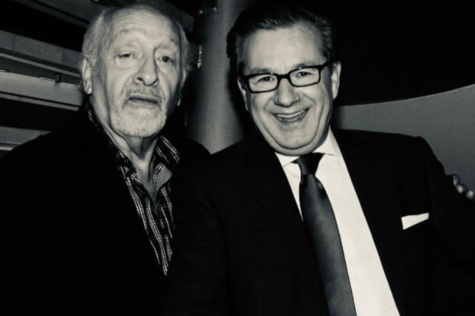 """So emotional trauert """"Tagesschau""""-Sprecher Jan Hofer um Freund Karl Dall (†79)"""