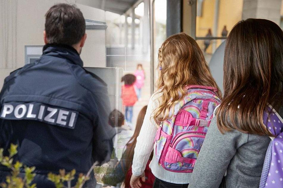 Mann entblößt Penis vor zwei Mädchen: Polizei sucht Zeugen in Dresden!