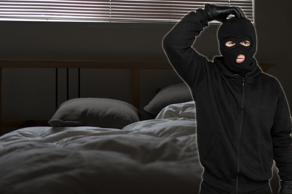 Für ein Nickerchen ist ein 49-jähriger Mann in ein Haus eingebrochen.