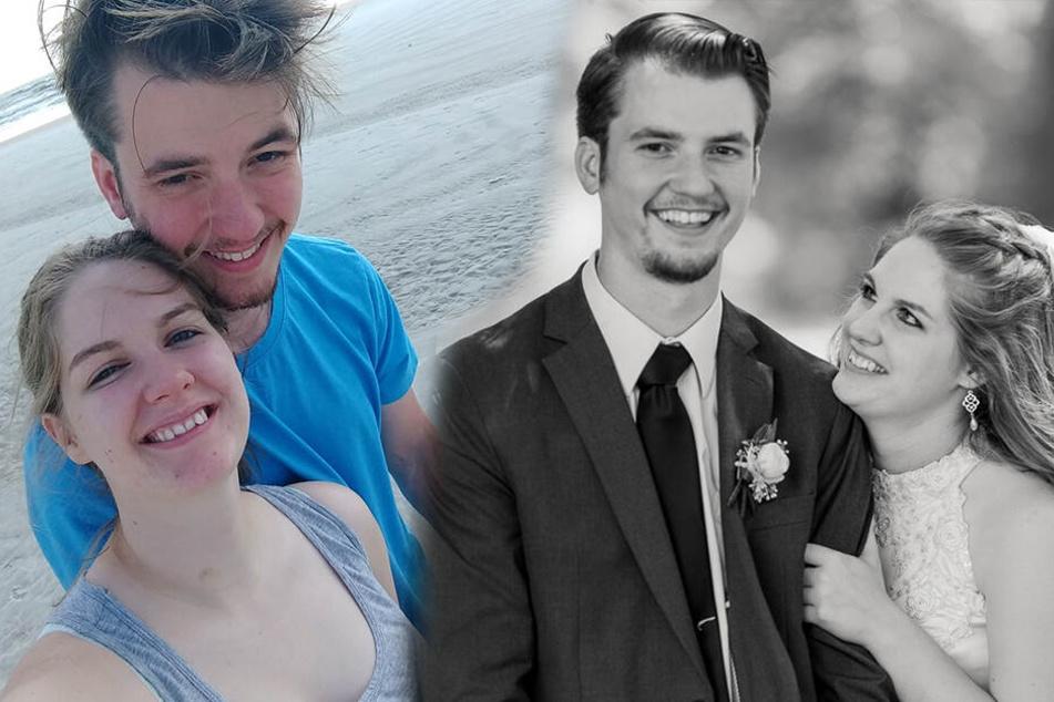 Paar heiratet, nur drei Tage später ist das Glück vorbei