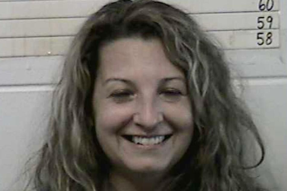 Shanda Johnson-Williams (48) zeigt sich nach dem Mord an ihrem Mann so.