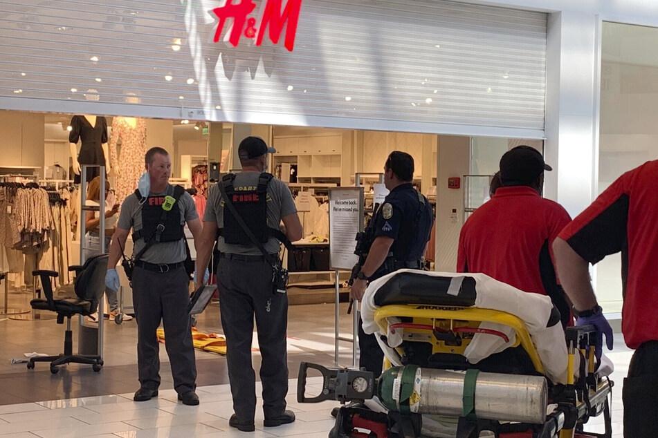 Schüsse in Einkaufszentrum: Junge (8) stirbt, drei Menschen verletzt!