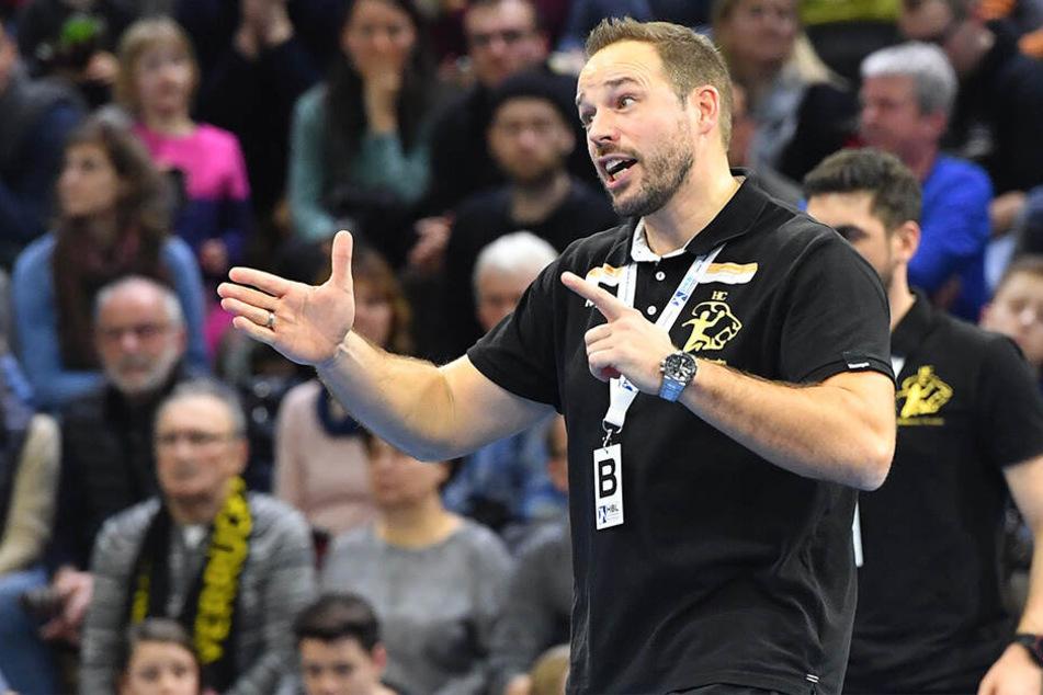 HCE-Coach Christian Pöhler