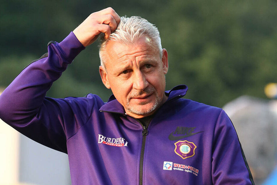 """Trainer Pavel Dotchev fordert: """"Einfach weiter machen."""""""