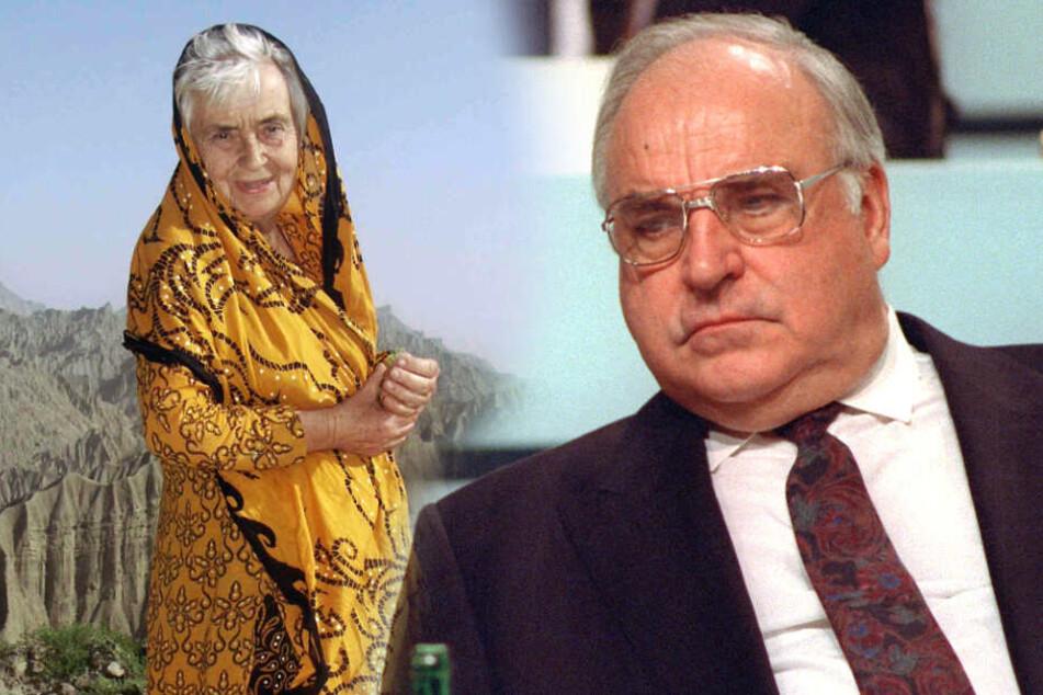 Nach der Nonne und Medizinerin Ruth Pfau (†87) sowie dem ehemaligen Bundeskanzler Helmut Kohl (†87) sollen in Leipzig Straßen und Plätze benannt werden.