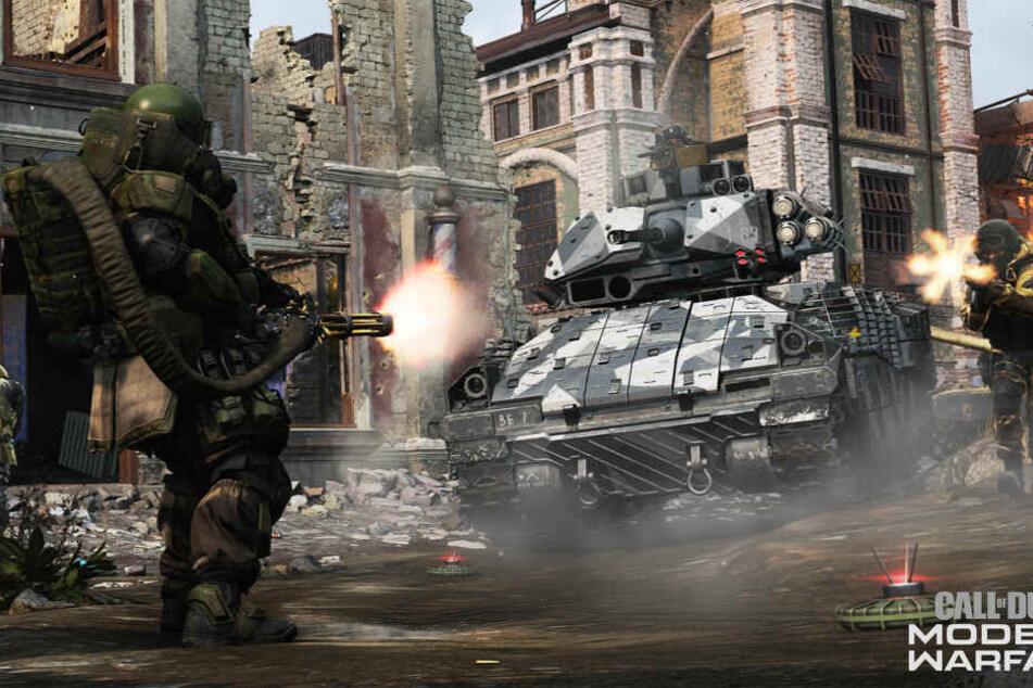 """An diesem Wochenende läuft die offene Beta für """"Call of Duty: Modern Warfare"""" auf allen Plattformen."""
