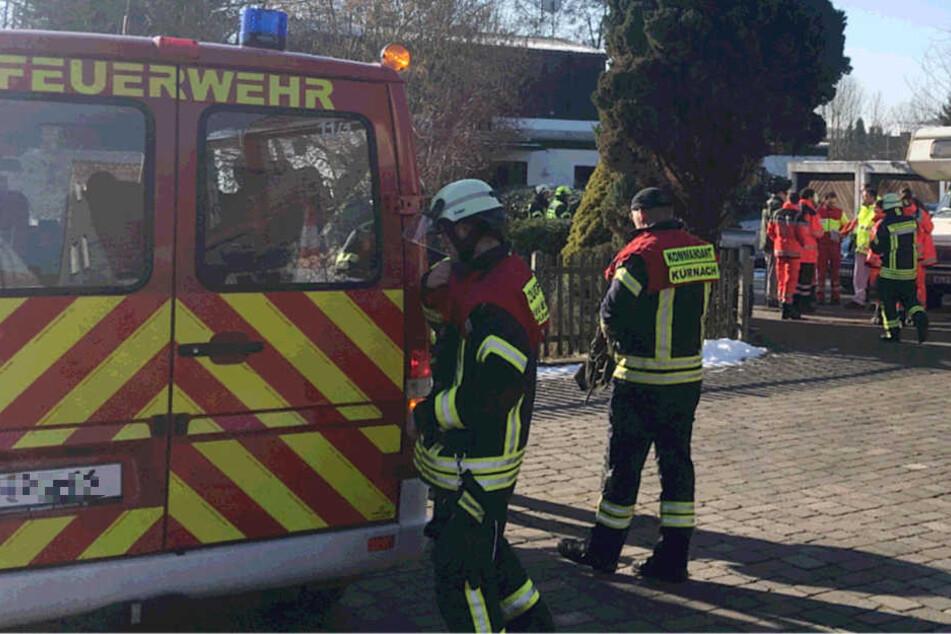 Messungen der Feuerwehr stellten zweifelsfrei Kohlenmonoxid fest.