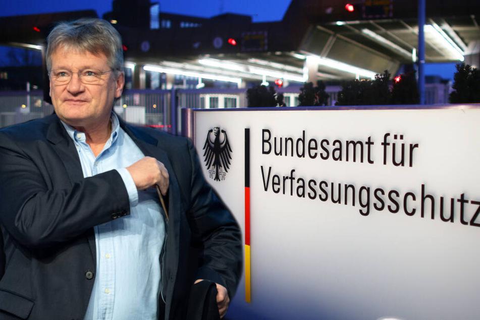 Jörg Meuthen äußerte sich höchst erfreut über das Urteil. (Symbolbild / Bildcollage)