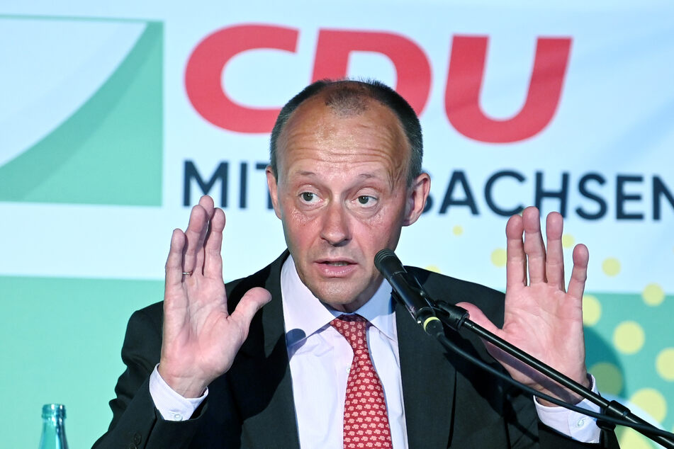 Friedrich Merz (64), früherer Fraktionvorsitzender der CDU/CSU und Kandidat für den CDU-Vorsitz hat einen ungewöhnlichen Vergleich gezogen.