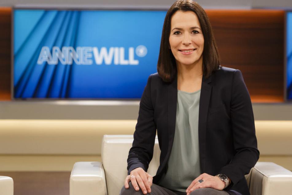 Anne Will (52).