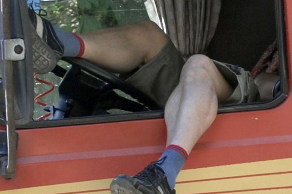 Wäre der Fahrer nicht wach geworden, hätte das Unglück vermutlich einen anderen Ausgang genommen. (Symbolbild)