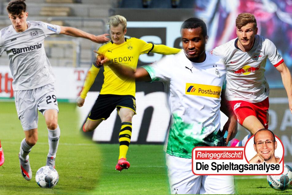 Bundesliga-Kolumne: Kampf um die Champions League in vollem Gange