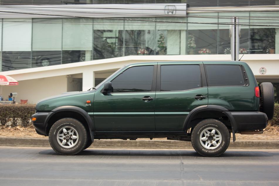 Am Tatort wurde ein Nissan X-Trail gesichtet. (Symbolbild)