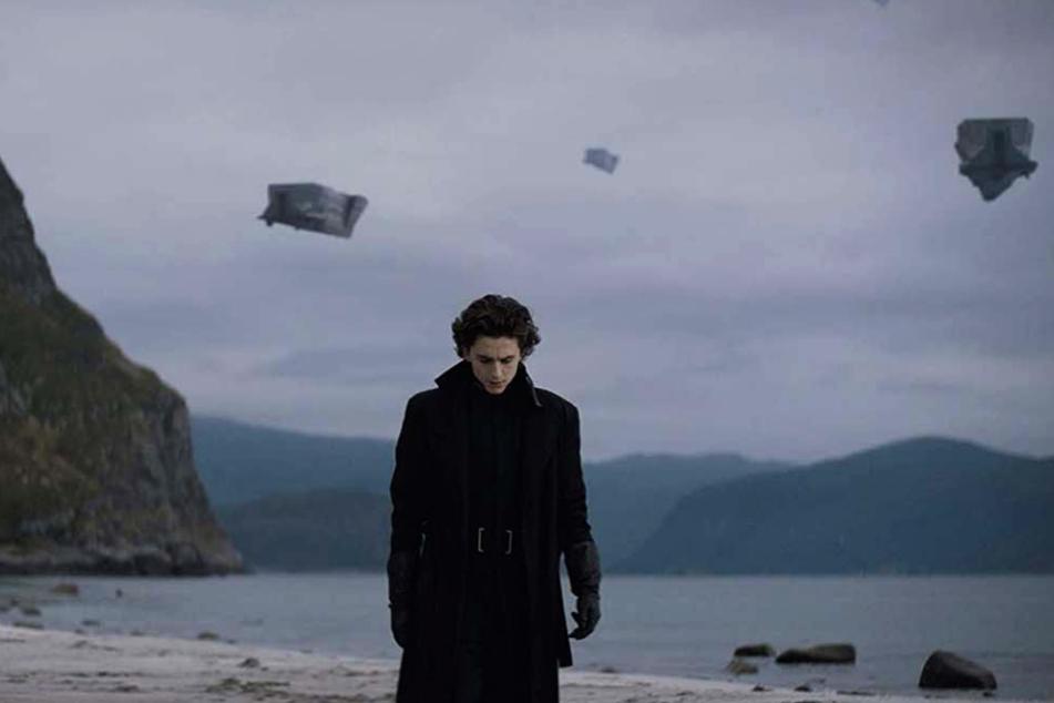"""Die """"Dune""""-Geschichte um Paul Atreides (Timothée Chalamet) sollte eigentlich einer der größten Kino-Blockbuster des Jahres 2021 werden."""