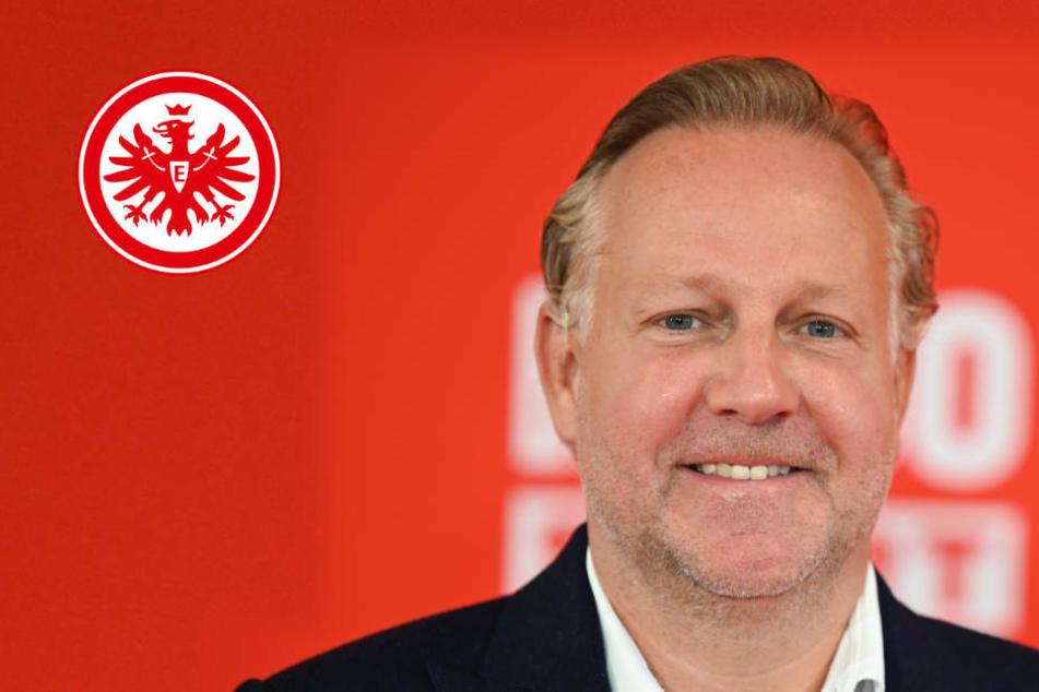 Muss Eintracht Frankfurt die Stars verkaufen? Das sagt Aufsichtsratsboss Holzer