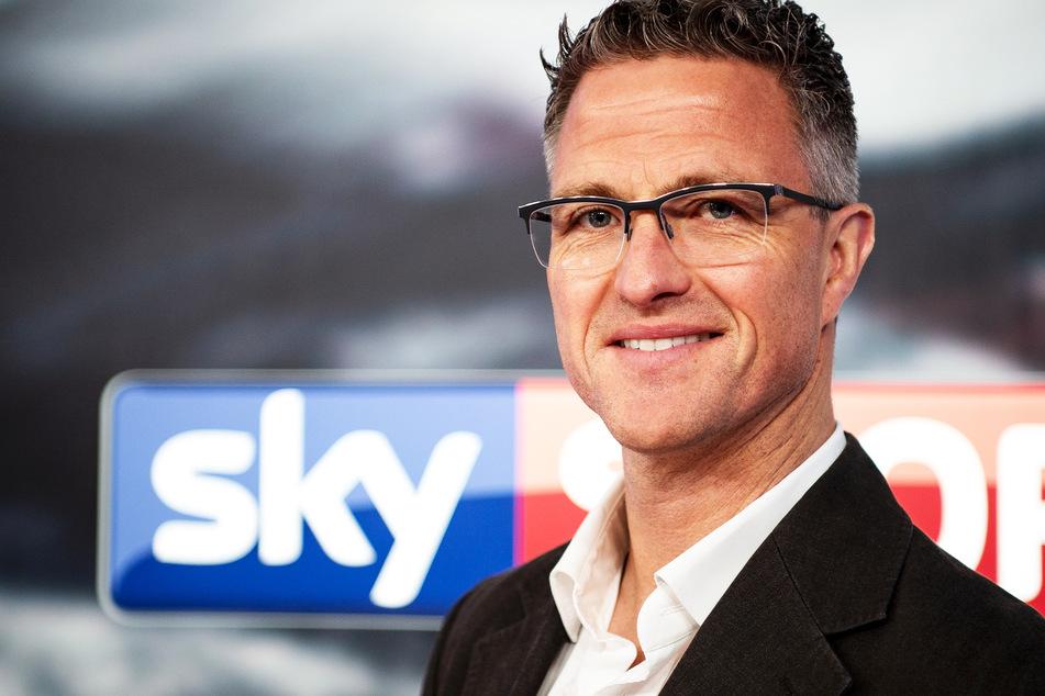 Profi-Rennfahrer Ralf Schumacher kommentiert die Formel 1 bei RTL