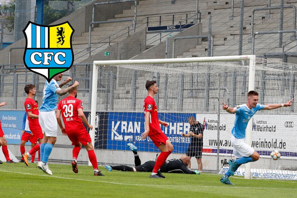 Der nächste Kicker verlässt den Chemnitzer FC