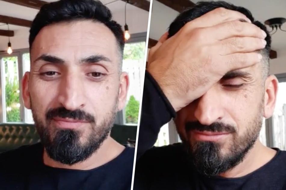Im Netz redet sich Mustafa Alin um Kopf und Kragen.