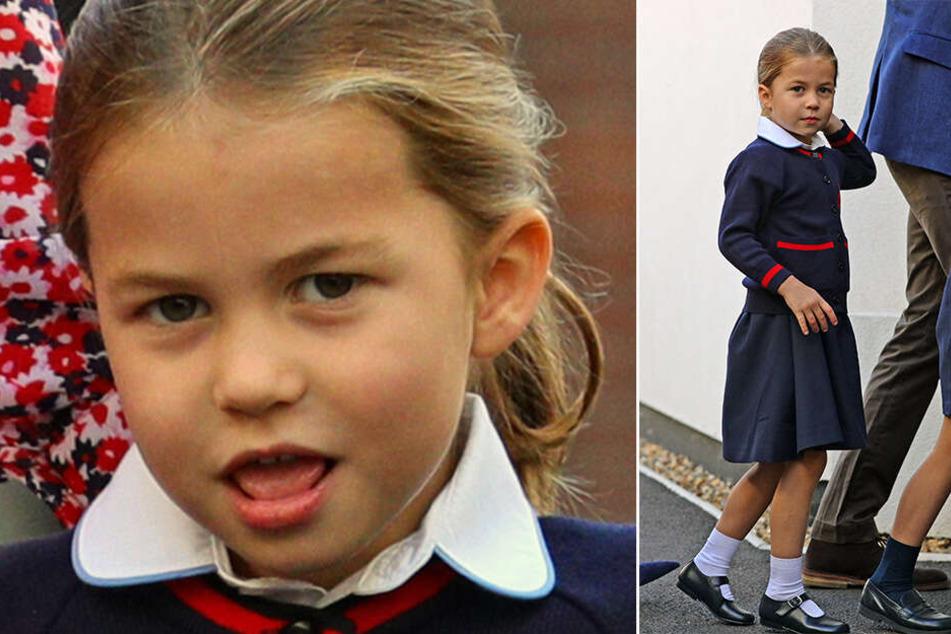 Prinzessin Charlotte: Erster Schultag, doch ist diese Einrichtung wirklich sicher?