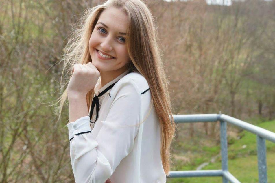 Ob unsere Miss Sachsen Nadine Voigt (21) die Krone übernehmen kann?
