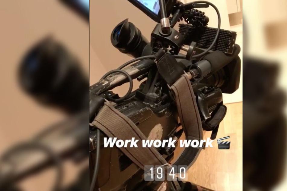 Hauptdarstellerin Janine Pink (31) steht wieder vor der Kamera - doch für welches Format?