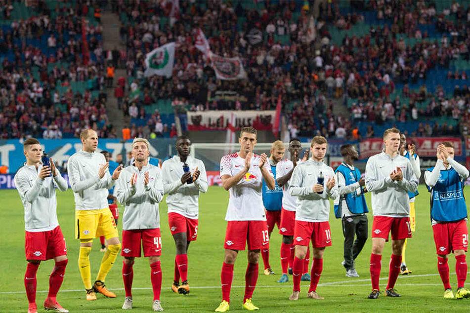 Am Samstagabend muss RB Leipzig schon wieder zu Hause antreten. Diesmal heißt der Gegner Borussia Mönchengladbach.