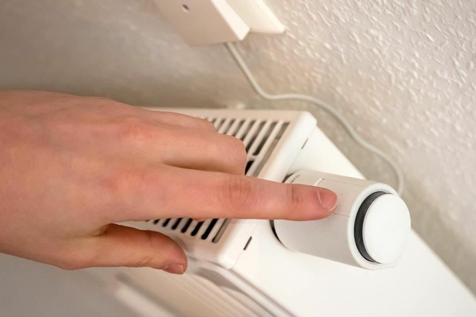 """Wohnung total vernetzt: Im """"Smart Home"""" kann die Heizung über Handy und Tablet geregelt werden."""