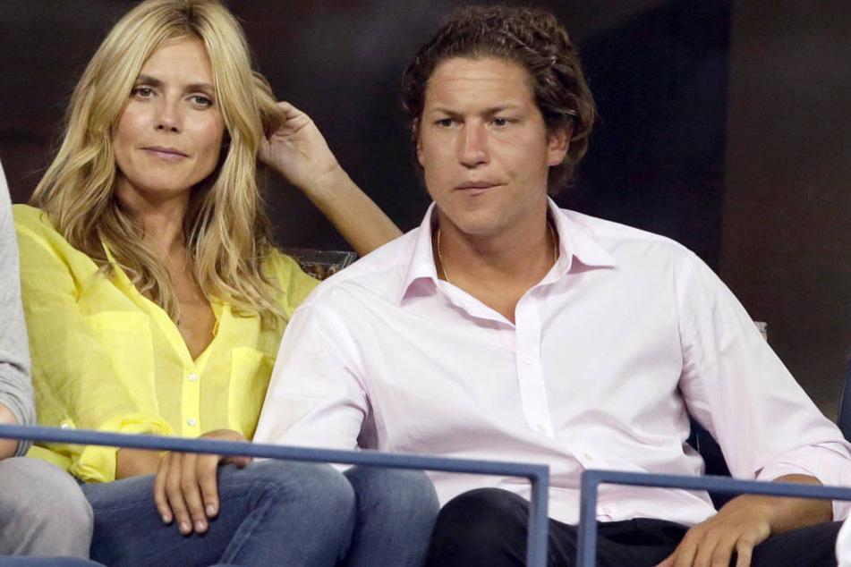 Heidi Klum und Vito Schnabel trennten sich im September.