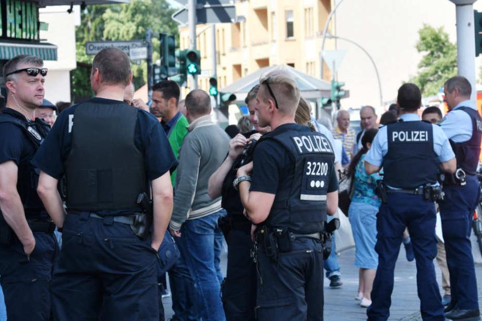 Die Polizei wurde mehrmals zu einer Oberschule in Calau gerufen. (Symbolbild)