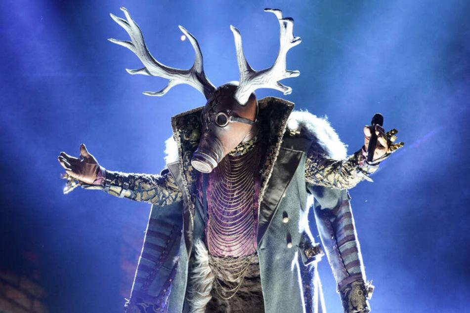 Die Kostüme in der Show sind höchst aufwendig gestaltet.