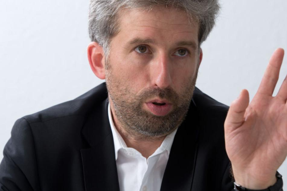 Für ihn sind Therapien für Flüchtlinge zu teuer: Tübingens Grüner OB Boris Palmer.