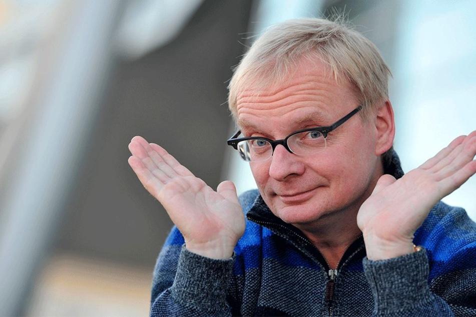 Die (Nicht-Mehr-)Schirmherrschaft von Uwe Steimle (54) sorgt seit Wochen für Gesprächsstoff.
