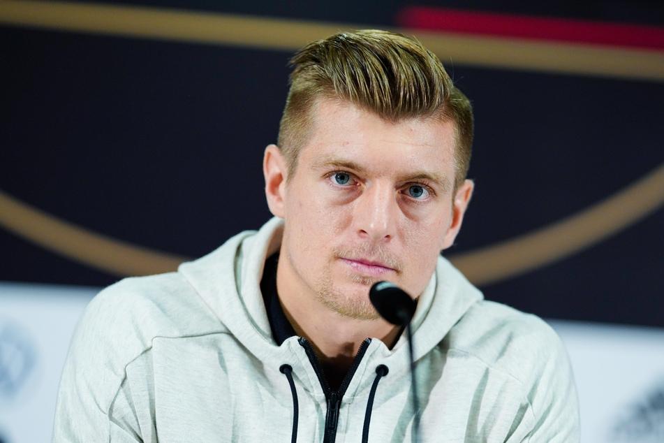 Auch Weltmeister Toni Kroos (31) muss häufig schlimmste Beleidigungen über sich ergehen lassen.