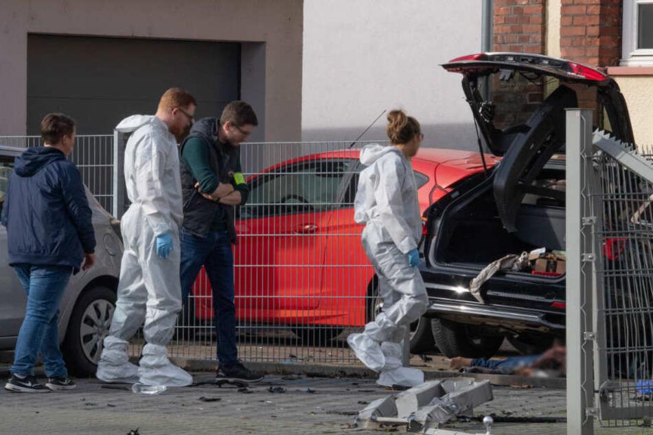 Blutige Axt-Attacke auf Frau in Limburg: Das war die Todesursache
