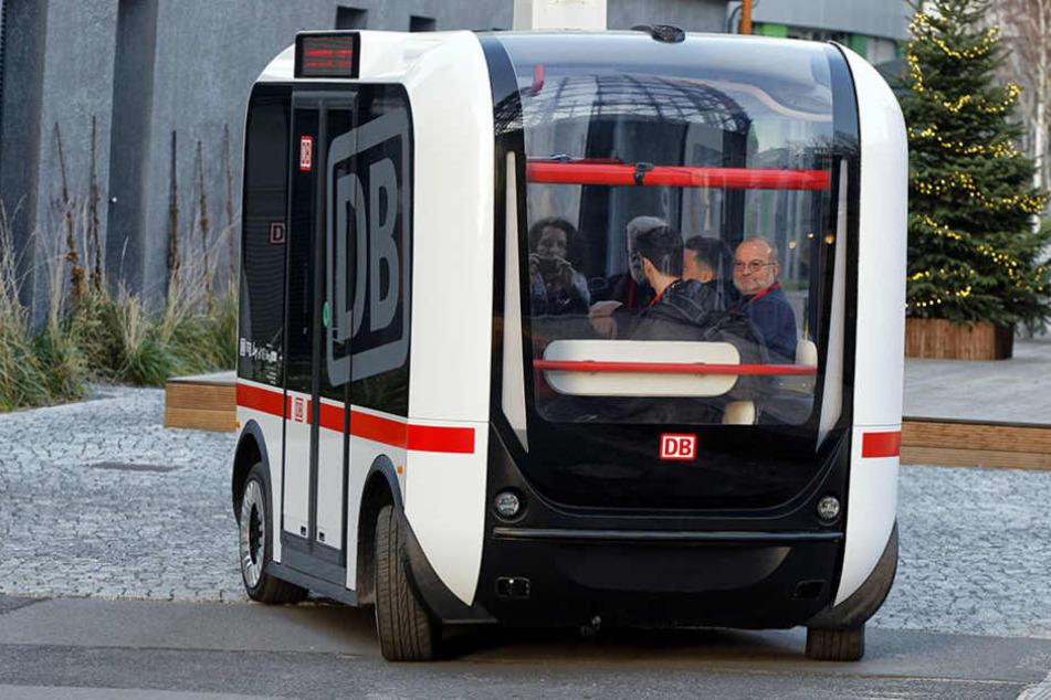 Fahrerlose Busse? Im Vogtland könnte das schon bald Realität werden