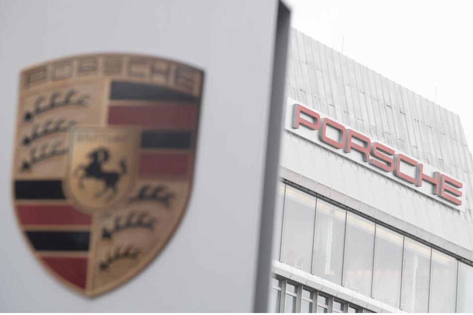 Porsche verzeichnet trotz Corona-Jahr leichtes Umsatzplus