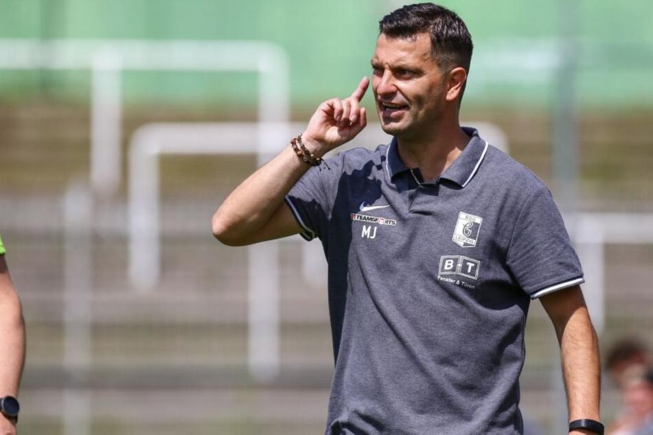Immerhin! Das Team von Miroslav Jagatic nimmt einen Punkt mit nach hause. (Archiv)