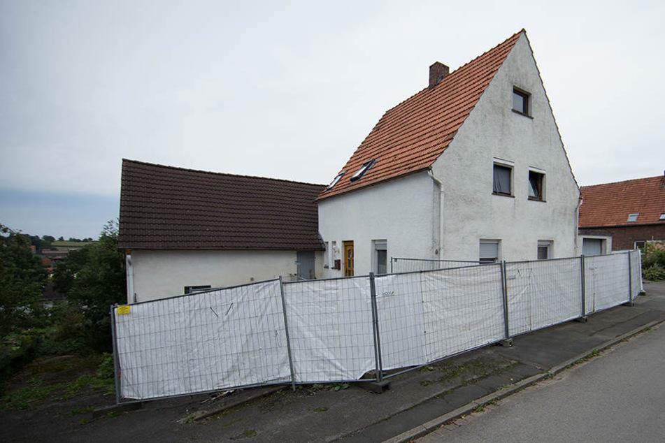 Auf diesem Hof quälten Wilfried W. und Angelika W. ihre Opfer.