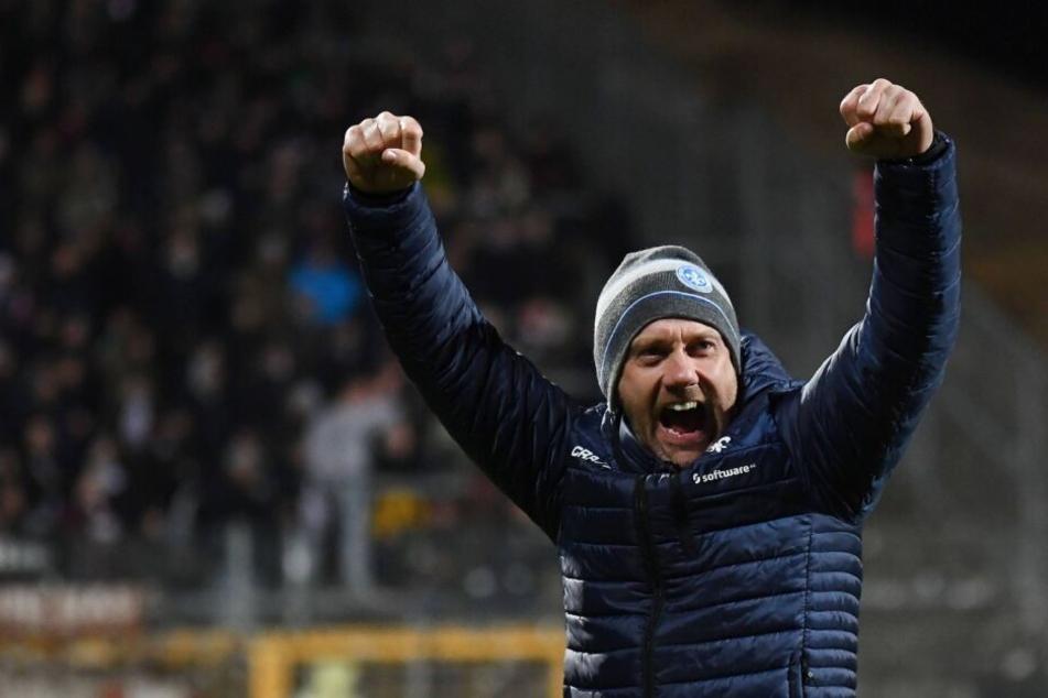 Kommt Frank Steinmetz (49) zum FC Erzgebirge Aue als Torwarttrainer?