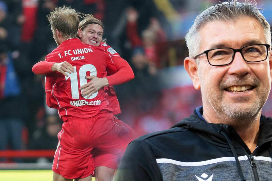 Urs Fischer glaubt auch beim FC Schalke 04 an eine Überraschung. (Bildmontage)