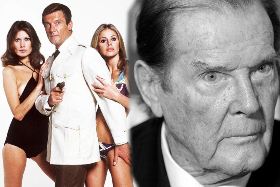 Schock in London: James Bond ist tot!