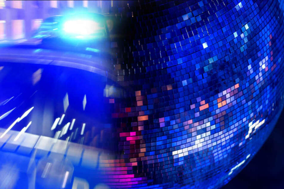 Massenschlägerei in Disco: 40 Polizisten rücken an