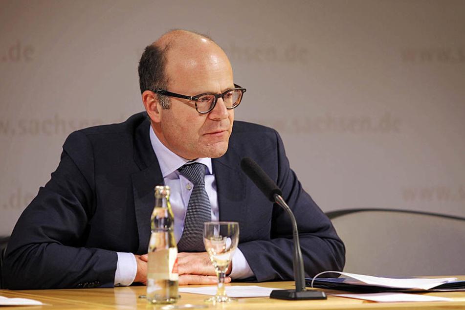 Staatskanzlei-Chef Oliver Schenk (CDU) startet im August Sachsens Karriereportal.