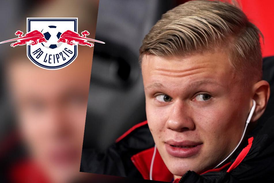 """RB Leipzigs Coach Nagelsmann führte mit Top-Talent Haaland """"gute Gespräche"""""""