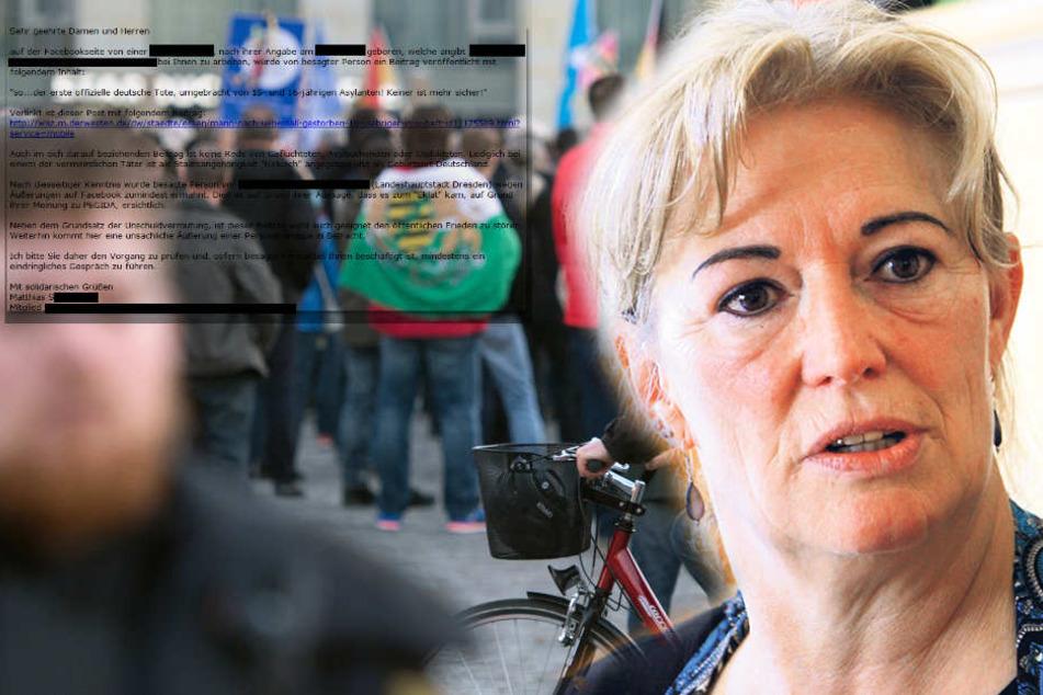 PEGIDA-Anschwärzer-Debatte eskaliert im Netz
